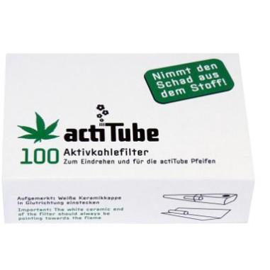 Филтри с активен въглен Actitube 100