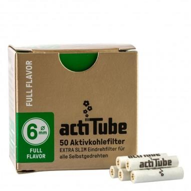 Филтри с активен въглен Actitube Extra Slim