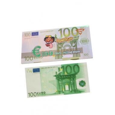 Листчета 100 Евро KS