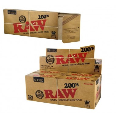 Листчета Raw 200