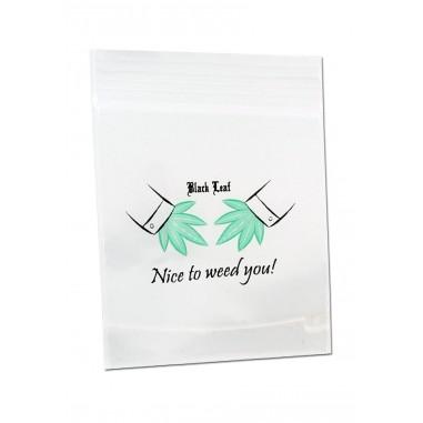 Пликчета Nice to weed you! 40x60