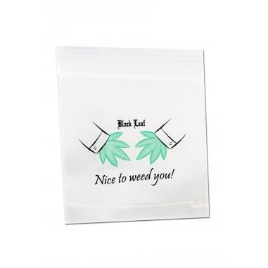 Пликчета Nice to weed you! 35x35