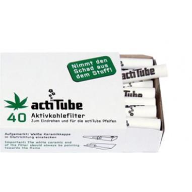 Филтри с активен въглен Actitube 40