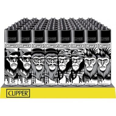 Запалка Clipper Маймуни
