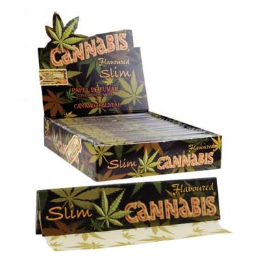 Ароматизирани листчета Cannabis KS Slim