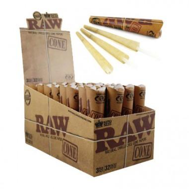 Листчета Raw Cones