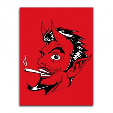 Пликчета с Дявол 40х40