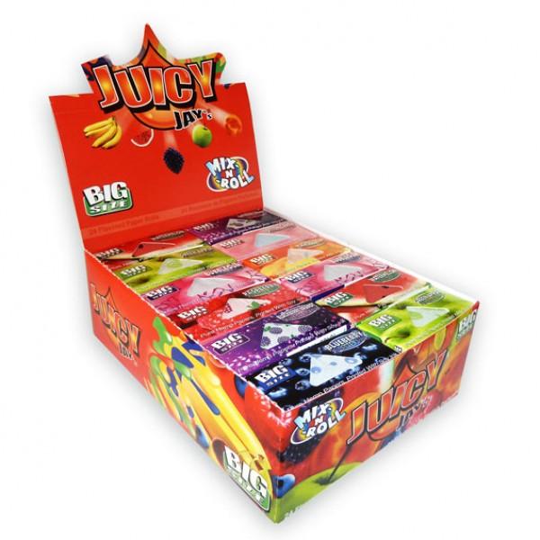 Ароматизирани листчета Juicy Ролка