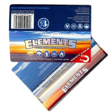 Листчета Elements 1 1/4