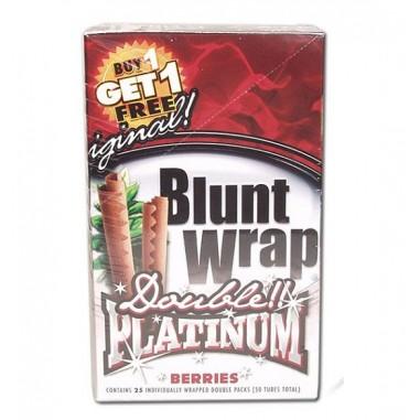 Двоен Блънт Blunt Wrap Silver