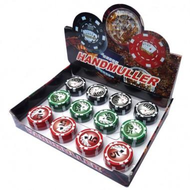 Покер грайндер две части