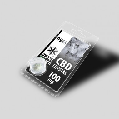 CBD Кристали 99% 100mg
