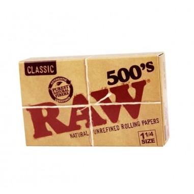 Листчета Raw 500