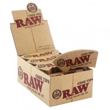 Конусовидни картончета Raw