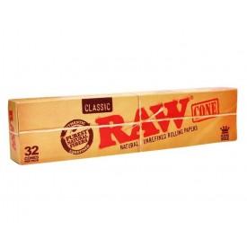 Листчета Raw Cones KS 32 pack