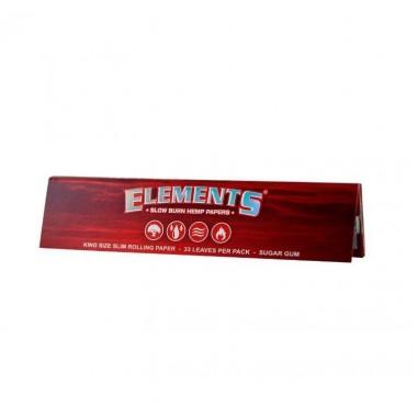 Конопени Листчета Elements KS Slim