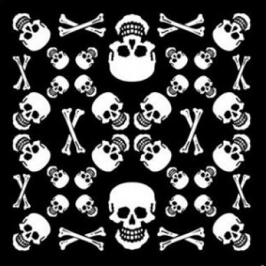 Бандана Skulls and Bones