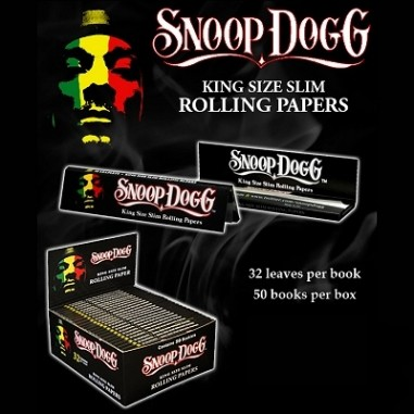 Листчета Snoop Dogg King Size Slim