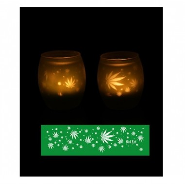 Чаша за свещи с картинки